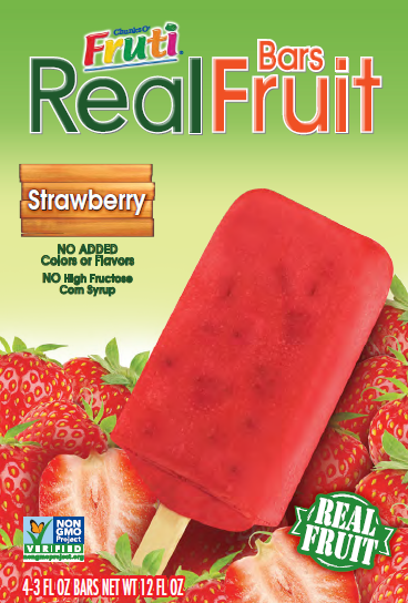 Fruti - Strawberry Retail 4pk